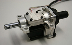Development Of Electric Actuator For Shift By Wire New