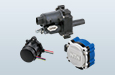 Photo: Electric Motor and Actuator