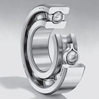 Ball bearings:Radial ball bearings Products by Type:Rolling